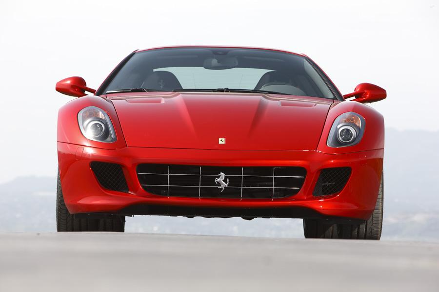 2011 Ferrari 599 GTB Fiorano Photo 4 of 21