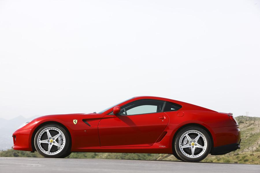 2011 Ferrari 599 GTB Fiorano Photo 5 of 21