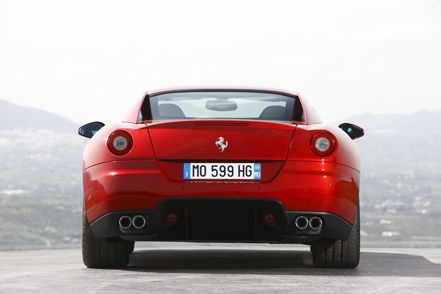 2011 Ferrari 599 GTB Fiorano Photo 6 of 21