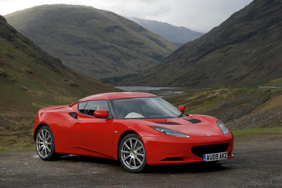 2011 Lotus Evora Photo 4 of 20