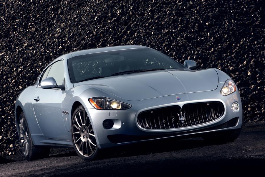 2011 Maserati GranTurismo Photo 3 of 20