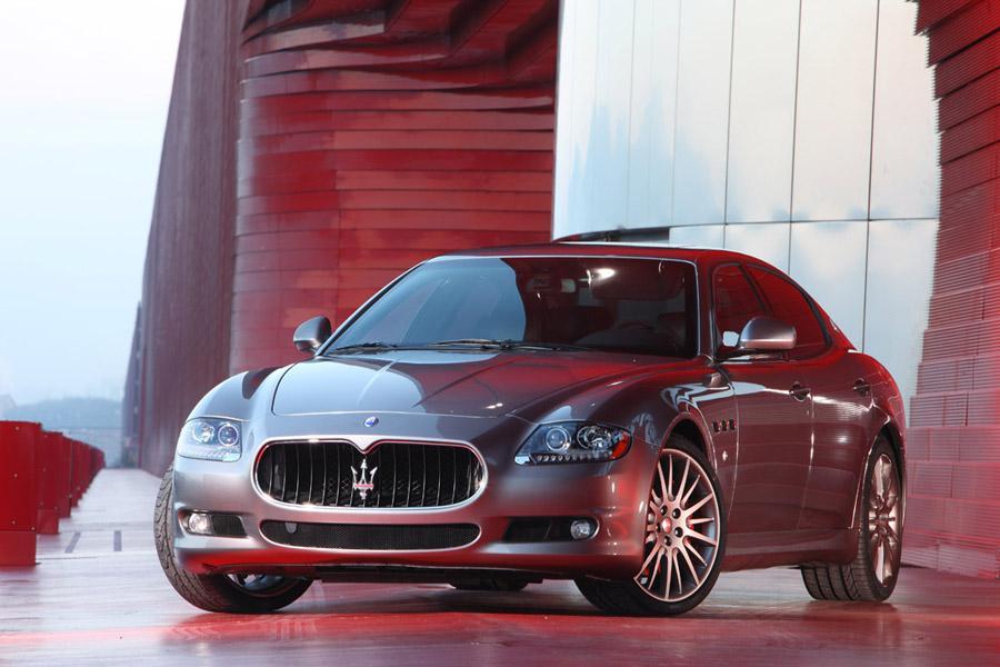 2011 Maserati Quattroporte Photo 1 of 20