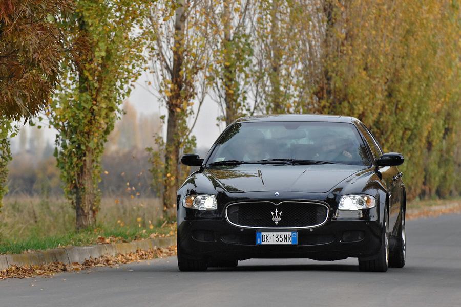 2011 Maserati Quattroporte Photo 6 of 20