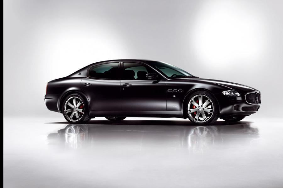 2011 Maserati Quattroporte Specs, Price, MPG & Reviews ...