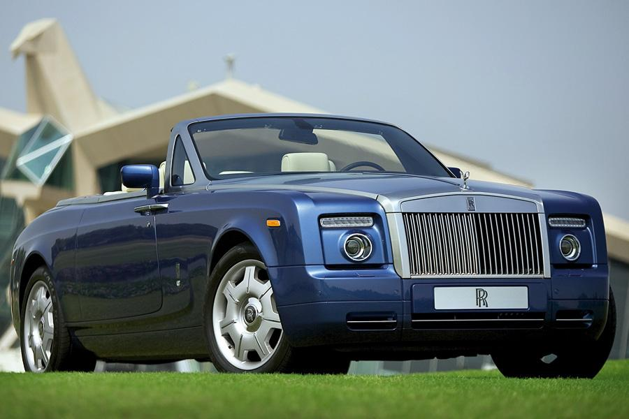 2011 Rolls-Royce Phantom Drophead Coupe Photo 1 of 20
