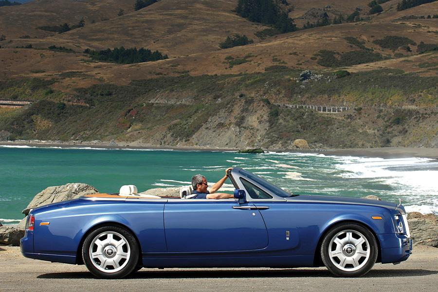 2011 Rolls-Royce Phantom Drophead Coupe Photo 3 of 20