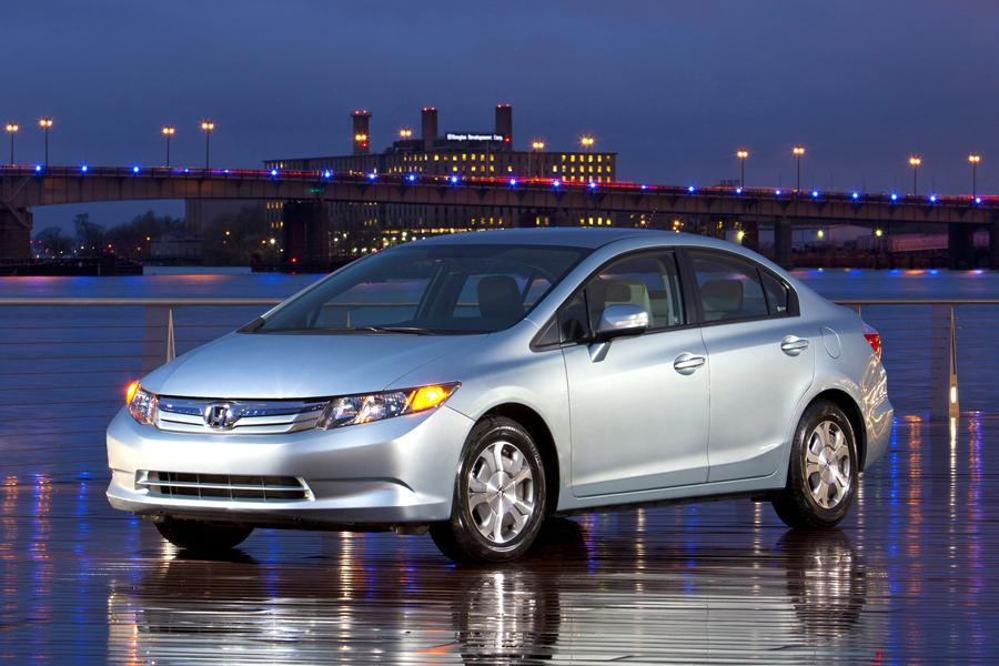 2012 Honda Civic Hybrid Photo 1 of 21