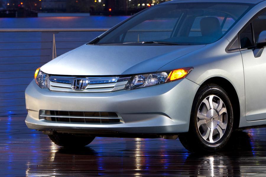2012 Honda Civic Hybrid Photo 2 of 21