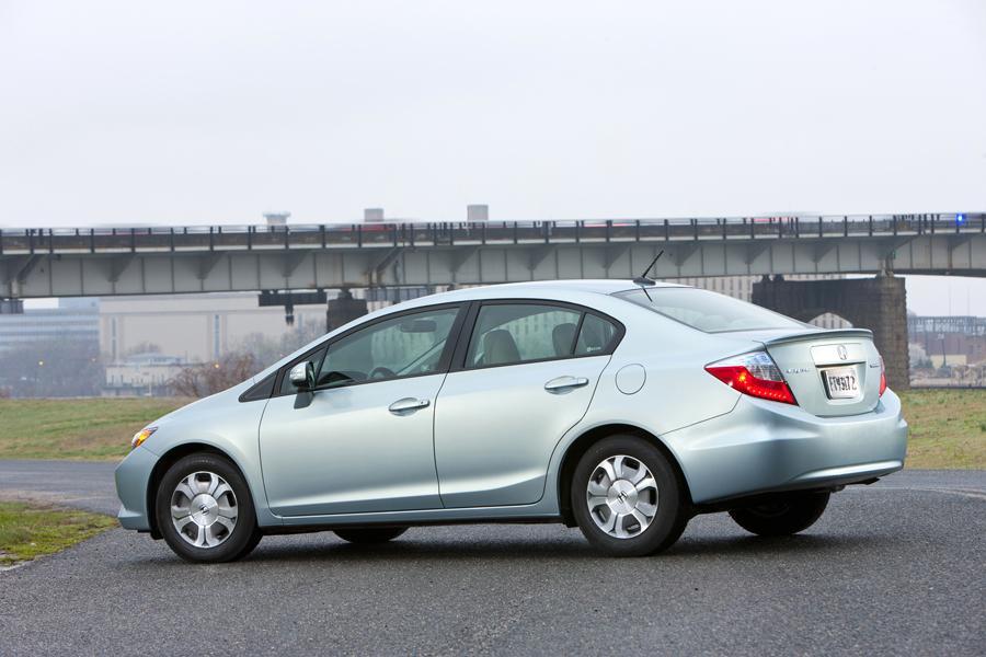 2012 Honda Civic Hybrid Photo 4 of 21
