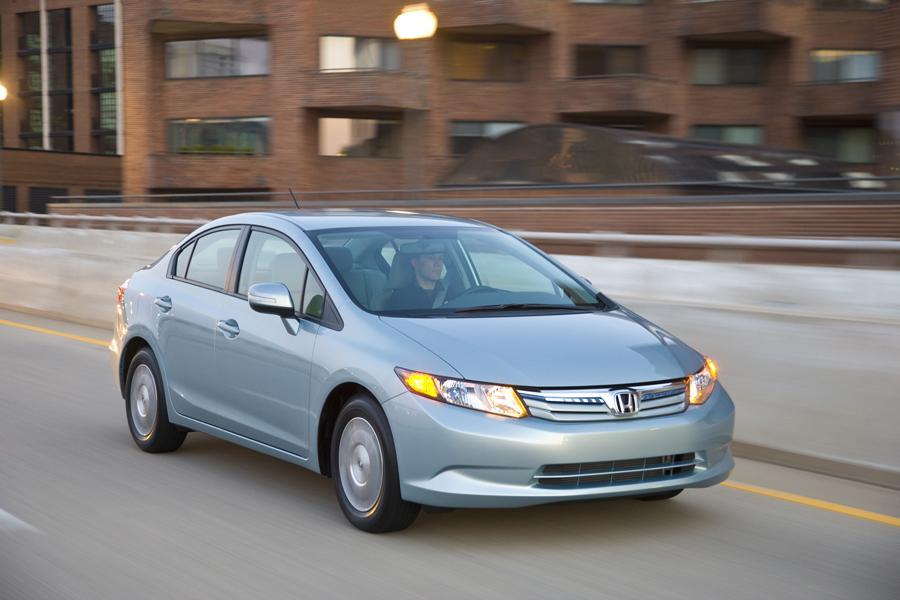 2012 Honda Civic Hybrid Photo 5 of 21