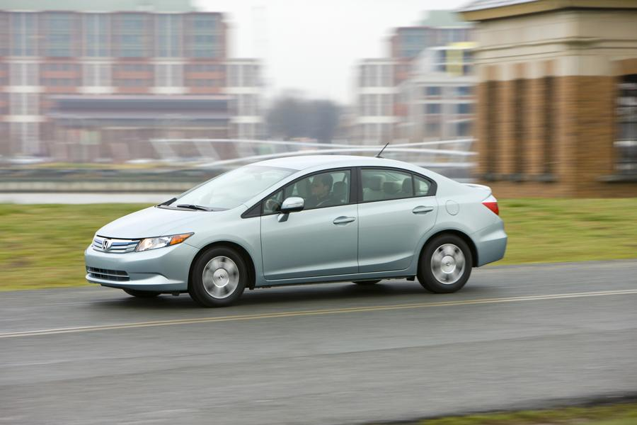 2012 honda civic hybrid reviews specs and prices. Black Bedroom Furniture Sets. Home Design Ideas