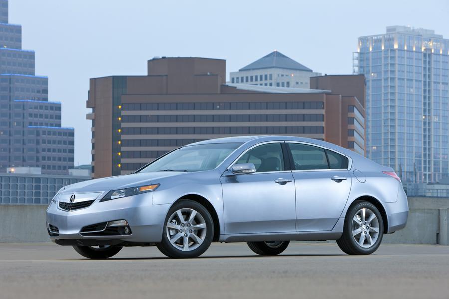 2012 Acura TL Photo 5 of 23