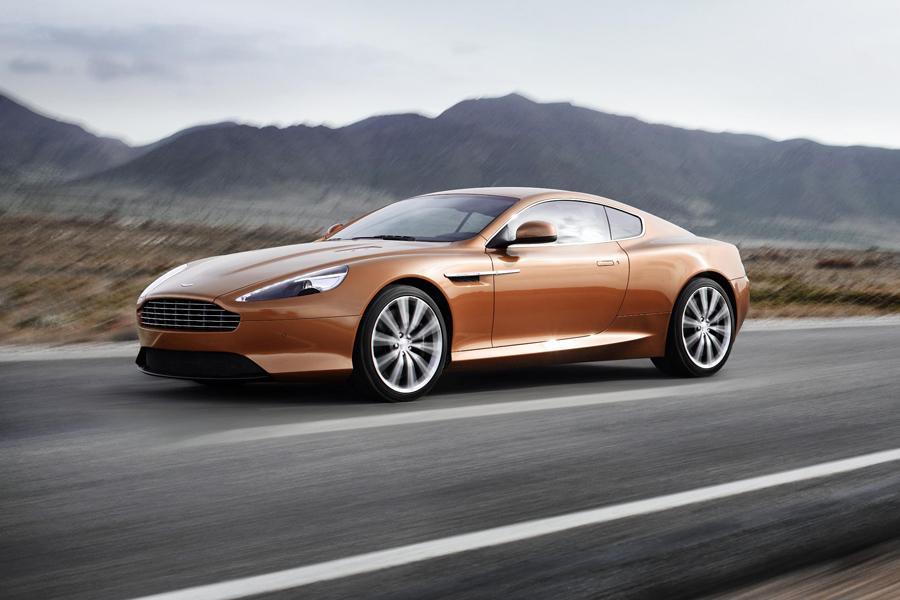 2012 Aston Martin Virage Photo 1 of 20