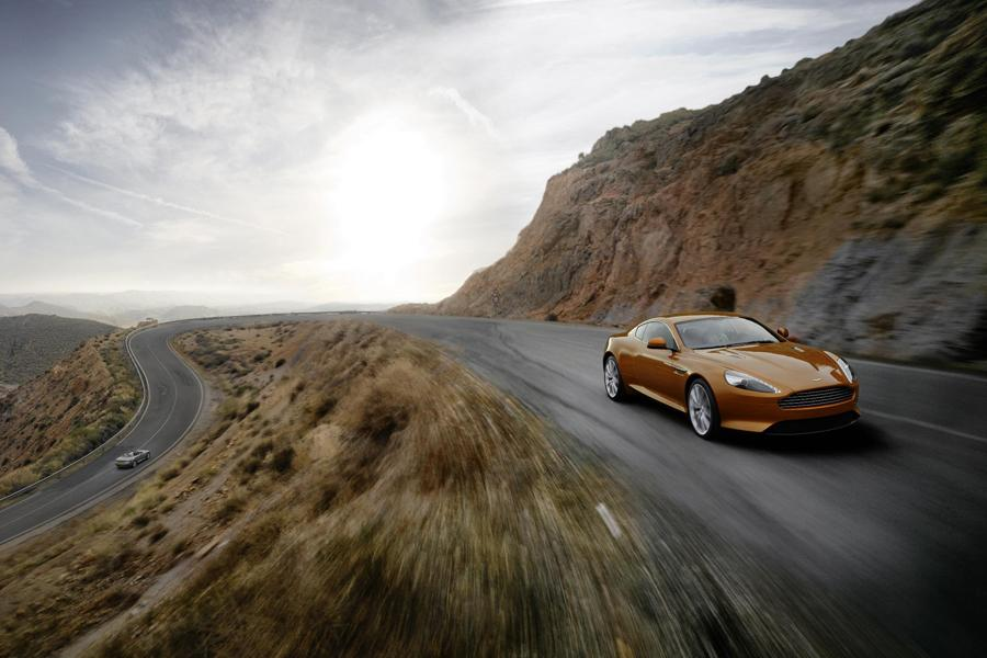 2012 Aston Martin Virage Photo 2 of 20