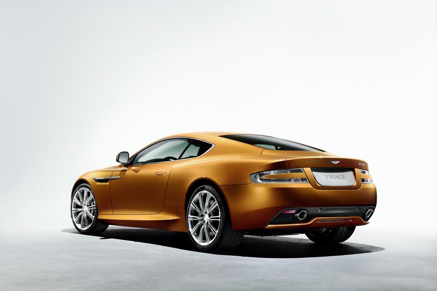 2012 Aston Martin Virage Photo 3 of 20