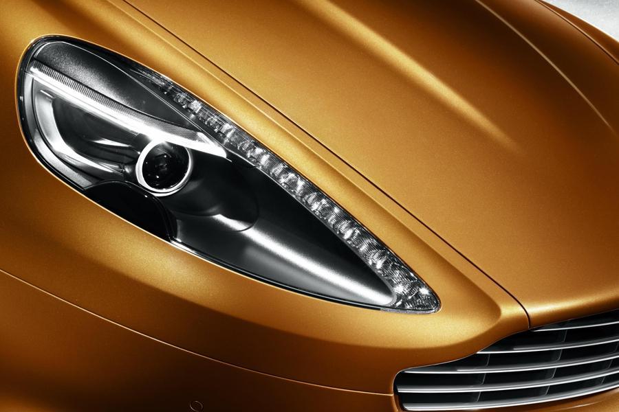2012 Aston Martin Virage Photo 4 of 20