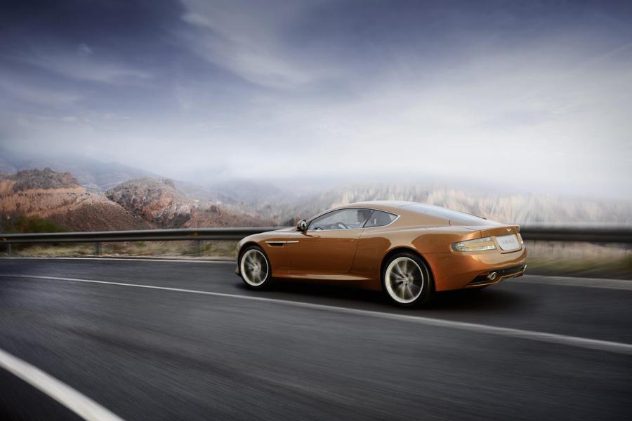 2012 Aston Martin Virage Photo 5 of 20