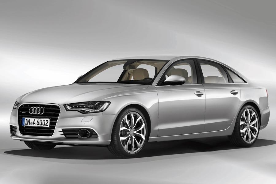 2012 Audi A6 Photo 2 of 44