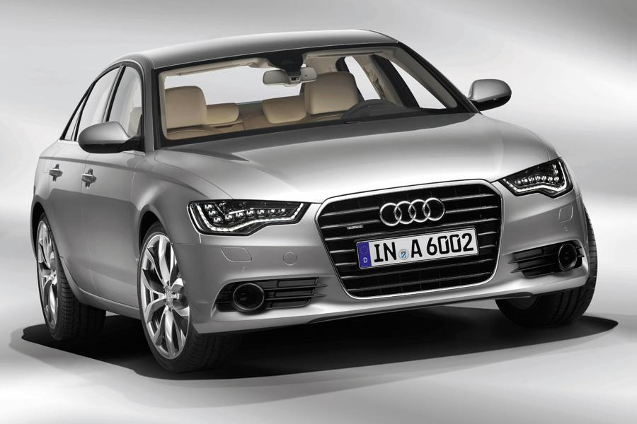 2012 Audi A6 Photo 3 of 44