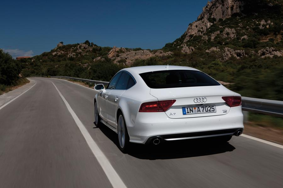 2012 Audi A7 Photo 4 of 20