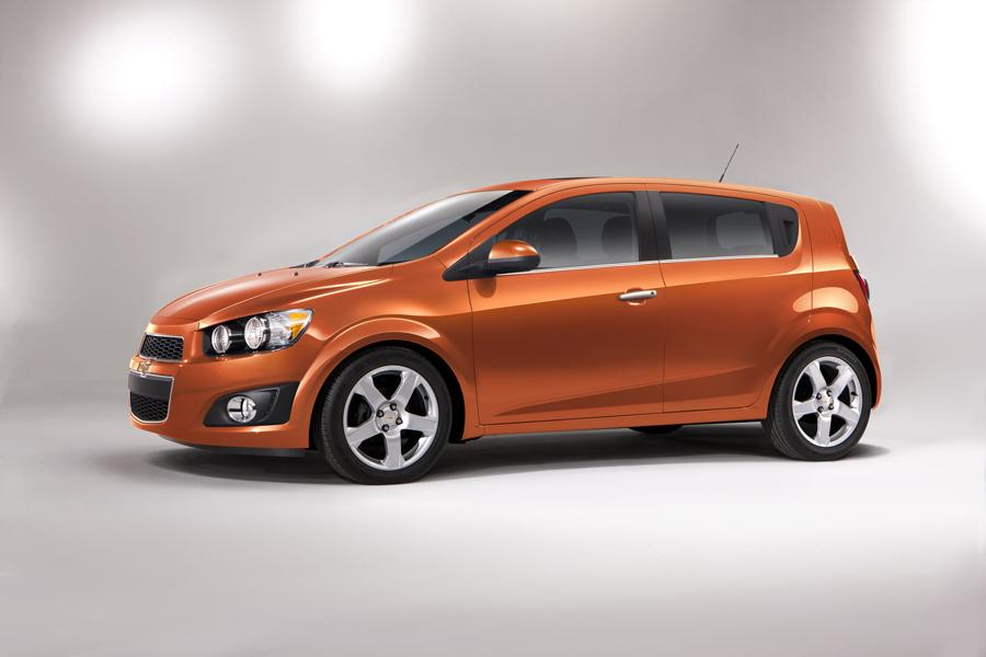 2012 Chevrolet Sonic Photo 3 of 20