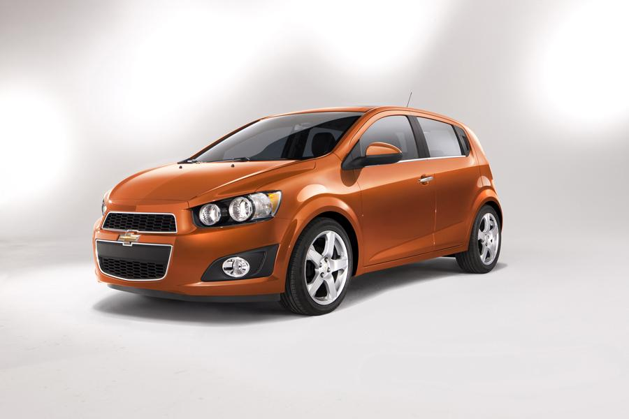 2012 Chevrolet Sonic Photo 4 of 20