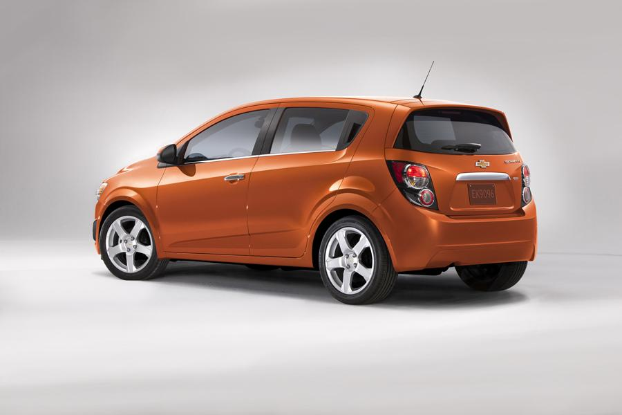 2012 Chevrolet Sonic Photo 5 of 20