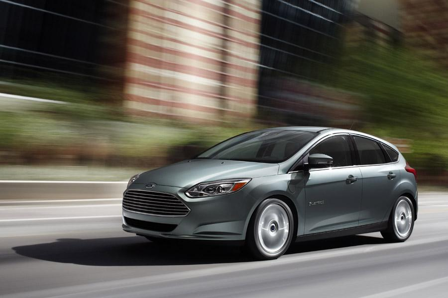 2012 Ford Focus Electric Photo 2 of 20