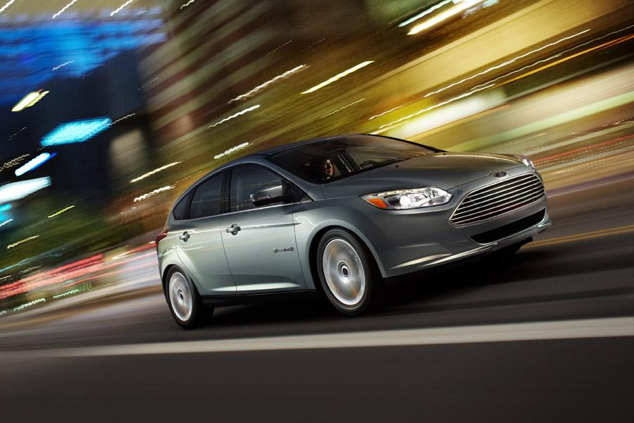 2012 Ford Focus Electric Photo 4 of 20