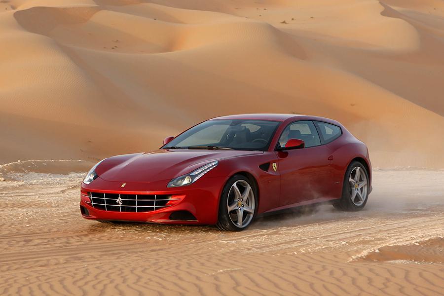 2012 Ferrari FF Photo 2 of 22
