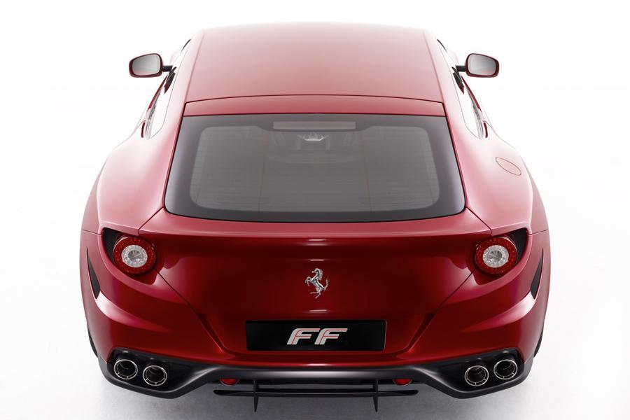 2012 Ferrari FF Photo 3 of 22