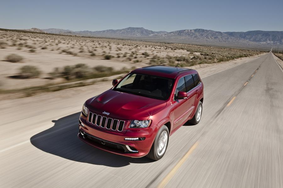 2012 Jeep Grand Cherokee Photo 2 of 6