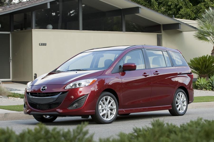 2012 Mazda Mazda5 Photo 1 of 16