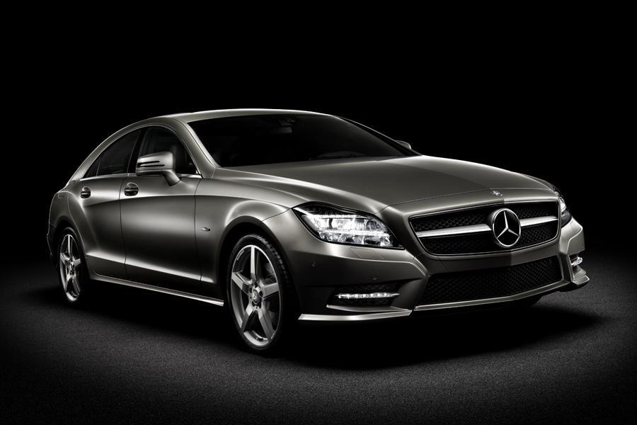 2012 Mercedes-Benz CLS-Class Photo 1 of 7