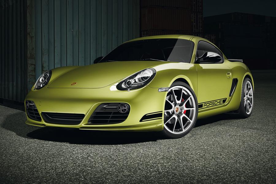 2012 Porsche Cayman Photo 2 of 10