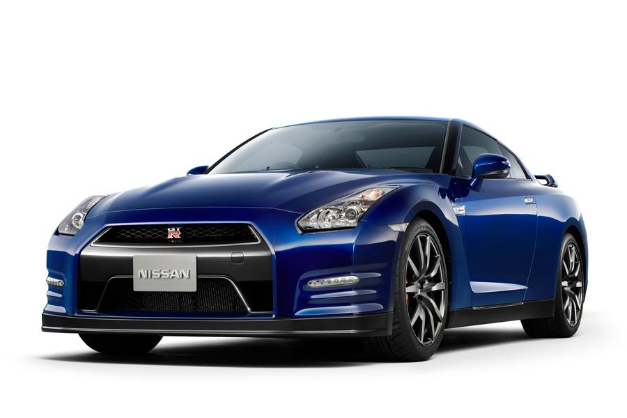 2012 Nissan GT-R Photo 2 of 12