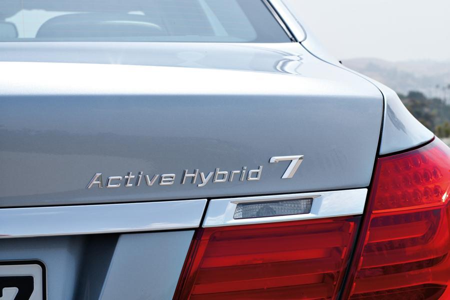 2012 BMW ActiveHybrid 750 Photo 6 of 20