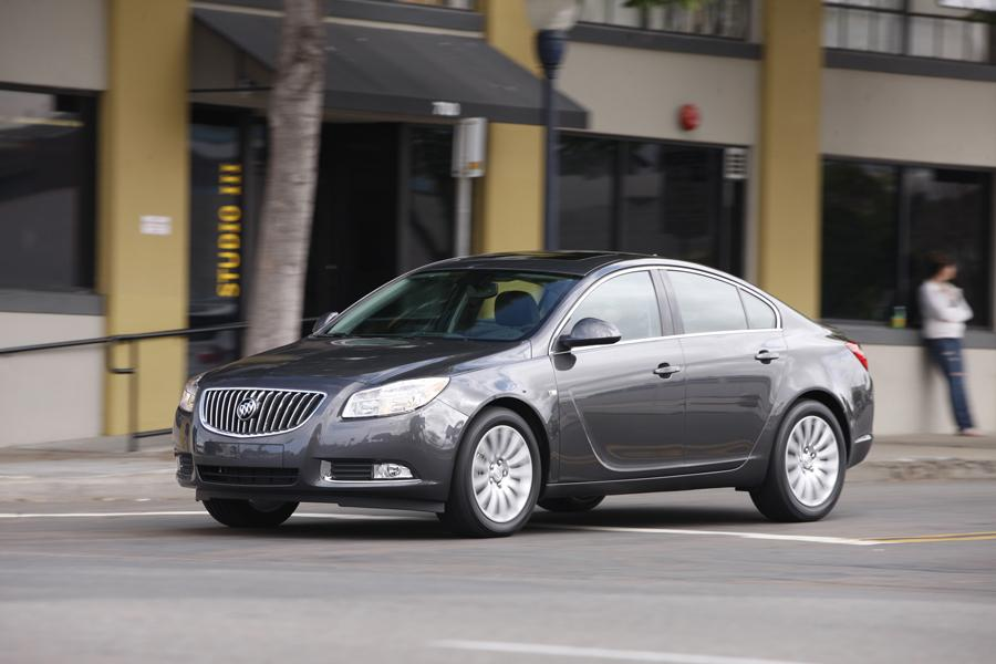 2012 Buick Regal Overview Cars Com
