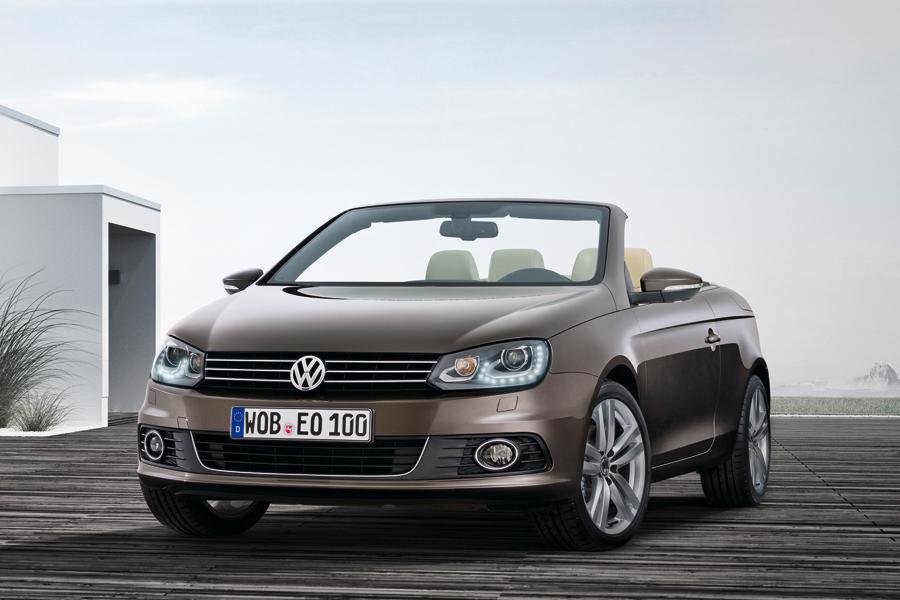 2012 Volkswagen Eos Photo 3 of 9