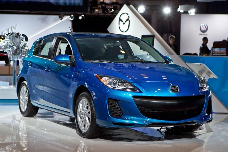 2012 Mazda Mazda3 Photo 3 of 19