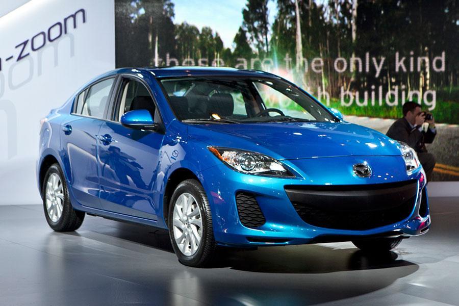 2012 Mazda Mazda3 Photo 4 of 19