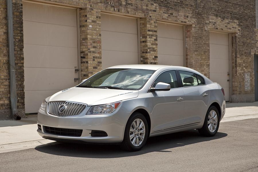 2012 Buick LaCrosse Photo 1 of 7