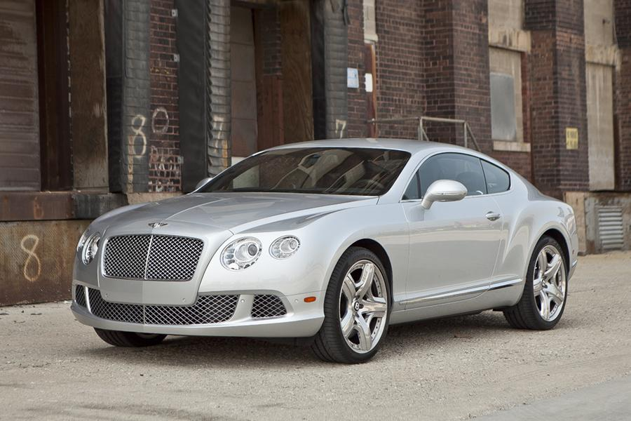 2012 Bentley Continental Gt Overview Cars Com