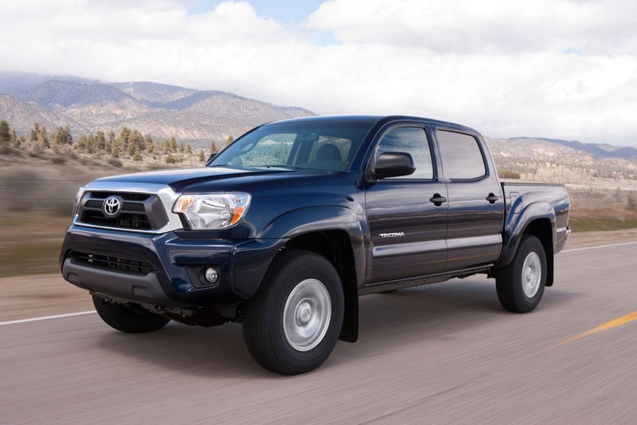 2012 Toyota Tacoma Photo 2 of 4
