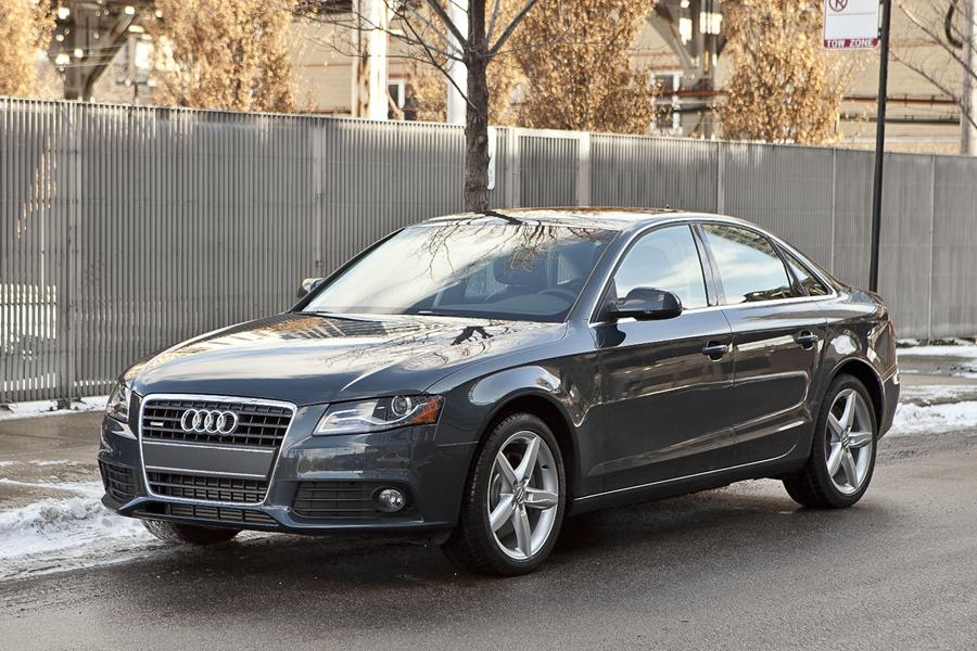 2012 audi a4 overview. Black Bedroom Furniture Sets. Home Design Ideas