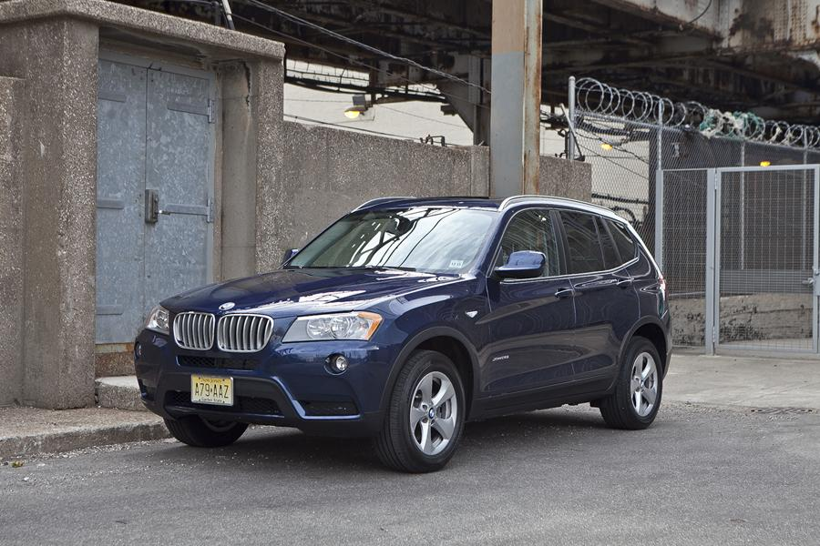 2012 BMW X3 Photo 2 of 7
