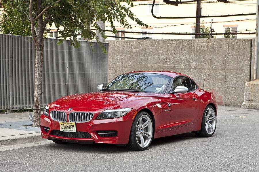 2012 Bmw Z4 Overview Cars Com