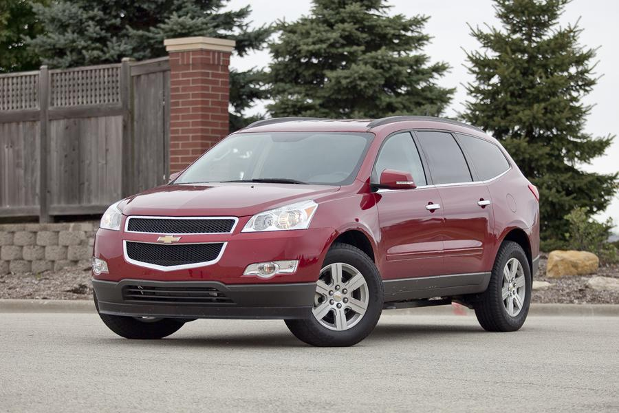 2012 Chevrolet Traverse Photo 3 of 24