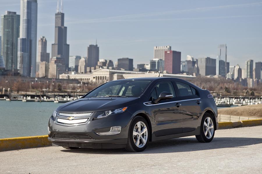 2012 Chevrolet Volt Photo 1 of 18