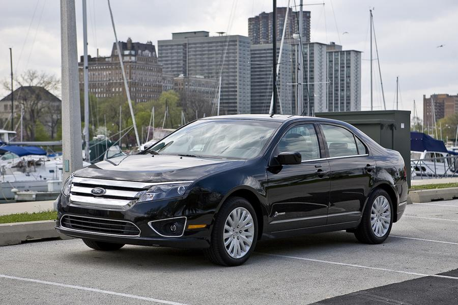 2012 ford fusion hybrid overview. Black Bedroom Furniture Sets. Home Design Ideas